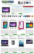 Tablet Store - Amazon, eBay ,Commission Junction Affiliate Website