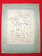 BALLETS RUSSES Serge DIAGHILEW Mai - Juin 1926 illustré PICASSO ERNST MIRO RARE
