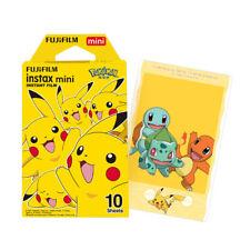10X Fujifilm Instax Mini Film Instax Mini 8 9 Pokemon Film For Fuji Mini 7s 25