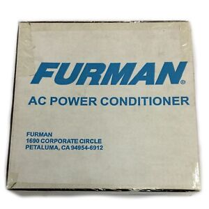 New Furman AC-215A 2-Outlet 10A AC Power Conditioner