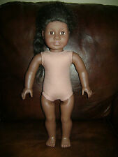 """AMERICAN GIRL DOLL 18"""" HISTORICAL ADDY WALKER Nude RETIRED PLEASANT CO."""