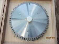 Set 3 lame/HM Widia Lama Sega Circolare 220 x 30 Z 24/48/64 Stehle in holzkasette