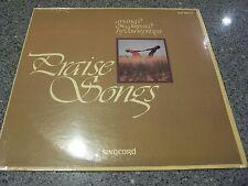 "Don Wyrtzen ""Praise Songs"" SEALED NM SINGCORD LP"