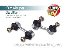 2 Front Sway Bar Link Kit Hyundai Lantra J2 J3 Stabiliser 1996-2000 Pair