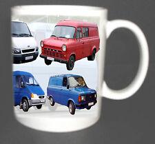 Ford Transit Van de coleccionistas clásica Taza De Café Top Regalo