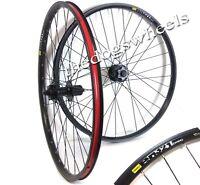 """Mavic EN321 Rims AM All Mountain Shimano Deore Hubs Wheels Wheelset MTB 26"""""""