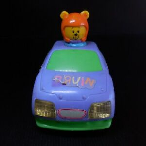 Voiture ours jouet enfant SHELCORE 2000 multicolore made in China N7506