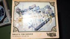 Woodland Scenics S130 Smiley's Tow Service HO Scale Kit