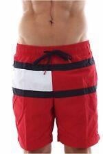 Short De Bain Long Gros Logo  -  Tommy Jeans