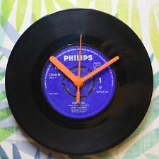 "Susan Maughan ""Bobby's Girl"" Retro Chic 7"" Vinyl Record Wall Clock"