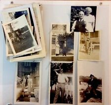 Vintage 50+ Photographs Elderly Subjects