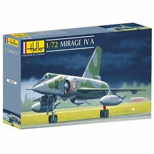 Heller 1/72 MODELLO KIT 80351 Dassault Mirage IV A