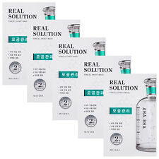 MISSHA Real Solution Tencel Sheet Mask 25g - Pore Control 5pcs