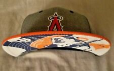 LA Angels Hat MLB Orange Coast College (OCC) SGA NEW One of a Kind
