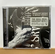 Stevie Ray Vaughan : Real Deal: Greatest Hits 2 Rock 1 Disc Cd