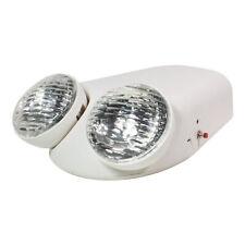[1 PACK] Architecture Emergency Light Spot Light UL 924 Listed Battery Back-Up