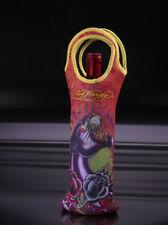 Ed Hardy Bottle Bag Single Neoprene-Christian Audigier-Motif: Panther