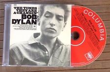 BOB DYLAN / THE TIMES THEY ARE A-CHANGING' - CD (Italy - 2005 Ed.Mondadori)