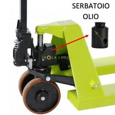 SERBATOIO OLIO PER TRANSPALLET IDRAULICO GS BASIC LIFTER PRAMAC RICAMBIO