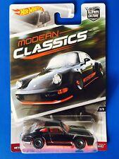 2017 Hot Wheels Car Culture MODERN CLASSICS 1989 PORSCHE 964 - mint on card!