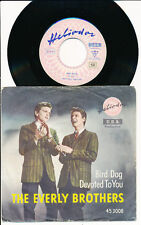 "THE EVERLY BROTHERS 45 TOURS 7"" GERMANY BIRD"