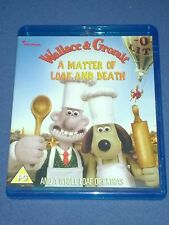 Wallace And Gromit - A Matter Of Loaf And Death (Blu-ray) Aardman Animation