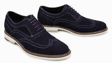 Suede Vintage Shoes for Men