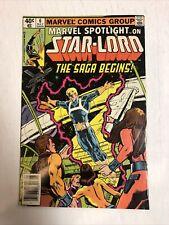 Marvel Spotlight V2 (1980) #6 (F/VF) | 1st App Star-Lord (Peter Quill) Newsstand