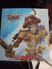 Legend of Zelda: Skyward Sword Scervo Statue Premium Quality (First 4)