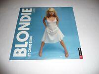 Blondie (by Chris Stein) - 2018 Calendar SEALED