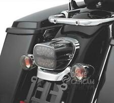 Running LED Brake Tail Light For Harley Touring Street Glide Heritage FL Dyna