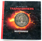 Transformers Masterpiece MP-09 Rodimus Prime COIN ONLY Takara