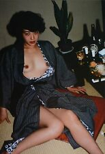 Nobuyoshi Araki Limited Edition Photo 34x50cm Angel's Festival Nude Asian Woman