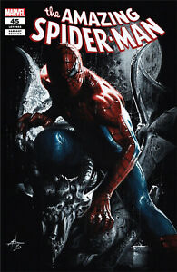 AMAZING SPIDER-MAN #45 (Gabriele Dell'Otto Exclusive Variant) Comic ~ Marvel