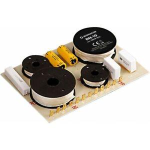 DN-10 - FILTRE PASSIF ENCEINTE 3 VOIES 800 Hz / 4.5 KHz 100W MAX 8 OHMS (100150)