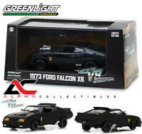 GREENLIGHT 86522 1:43 1973 FORD FALCON XB THE LAST INTERCEPTOR W/CASE