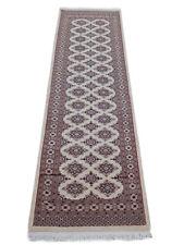 8 ft Ivory wool carpet runners for hallways 32 x 97 in Jaldar Rug Sumptuous
