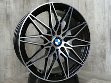 18 Zoll MW09 Alu Felgen für BMW 3er e46 e90 e91 e92 e93 e36 M Paket Competition