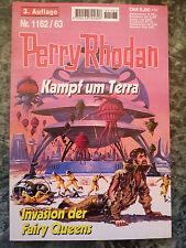 Perry Rhodan - Kampf um Terra / Invasion der Fairy Queens - 1162 / 1163 - NEU