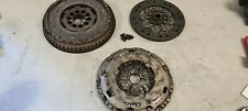 Ford focus MK2 RS clutch and flywheel dual mass LUK 09-11 mk2 st225 2005-2011