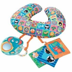 Chicco Animal Tummy Time Boppy Pillow