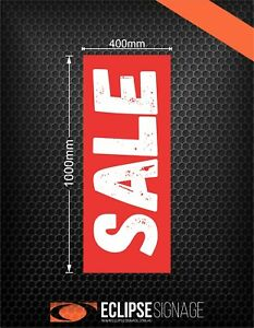 Sale Promotional Poster