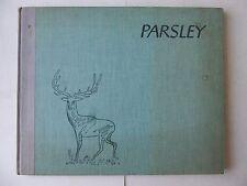 Parsley by Ludwig Bemelmans Harper & Bros Hardcover 1955
