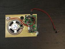20s HIGH QUALITY LIGHT SENSOR RECORD device voice module music box sound chip