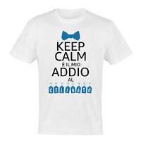 T-Shirt Addio Al Celibato - Keep Calm è il mio addio al celibato