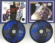 PROMO 2 CD w/ EMINEM Kent KID ROCK Staind Eels TRAIN Local H w/ GLENN DANZIG ART