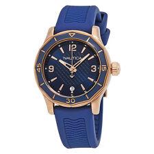 Nautica NWS 01 Blue Dial Ladies Watch NAD13525L