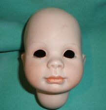 """bisque head artists reproduction - Tom´s """"first haircut""""-"""