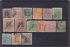 Indian Feudatory State Indore Used Collection