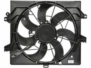 For 2013-2017 Hyundai Veloster Auxiliary Fan Assembly Dorman 14494VQ 2014 2015